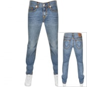 Product Image for True Religion Rocco No Flap Jeans Blue