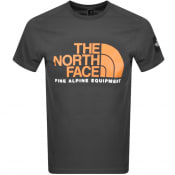 Product Image for The North Face Fine Alpine 2 T Shirt Grey