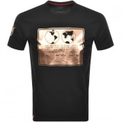 Product Image for Alpha Industries Nasa Lunar Plaque T Shirt Black