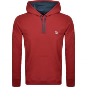 Product Image for PS By Paul Smith Pullover Hoodie Burgundy