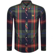 Product Image for Barbour Beacon Highland Check Shirt Navy