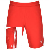 Product Image for adidas Originals Three Stripe Shorts Red