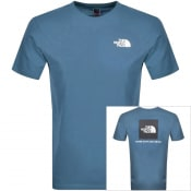 Product Image for The North Face Redbox T Shirt Blue