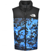 Product Image for The North Face 1996 Nuptse Down Gilet Blue