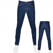 Product Image for Versace Jeans Couture Slim Icon Jeans Blue