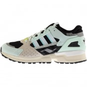 Product Image for adidas Originals ZX 10 000 Trainers Green