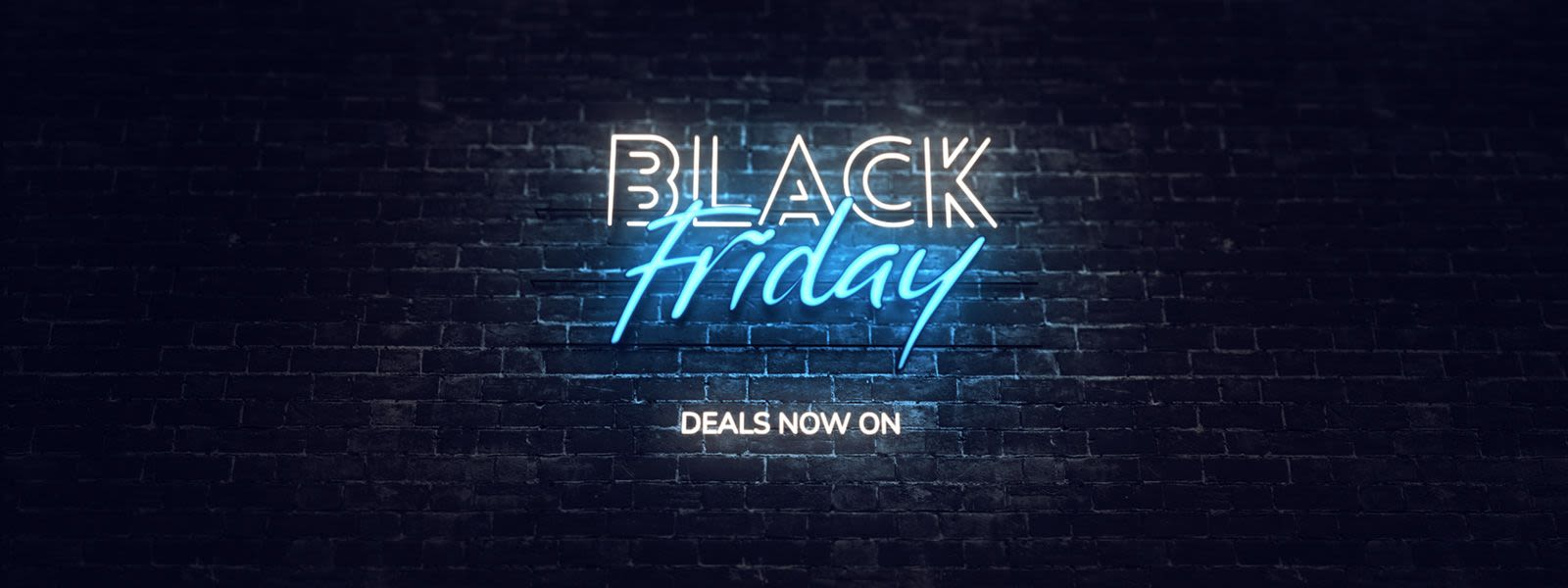 Black Friday Deals Now On